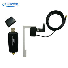 FUNROVER DAB+ usb dongle with antenna for Android car dvd player car radio gps with 4.4 or 5.11 os and DAB application easy use