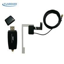 Бесплатная доставка DAB + usb dongle с антенной для Android автомобильный dvd плеер автомобиля радио gps с 4.4 или 5.11 ос и DAB применение