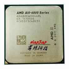 AMD A10 Series A10 6800K A10 6800K A10 6800  4.1GHz Quad Core CPU Processor AD680KWOA44HL/ AD680BWOA44HL  Socket FM2