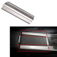 Car Styling Central Armrest Trim Cup Holder Panel Side Cover For Volvo Xc60 S60 Lv60 3Type
