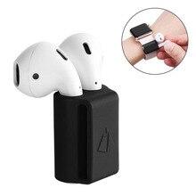 Anti-lost Silicone Holder for AirPods Sports Portable Strap Case Apple AirPod Accessories