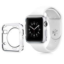 Apple Watch Case For iphone Watch TPU Screen Protector