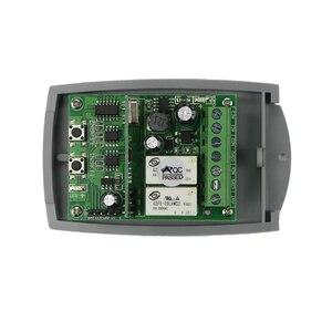 Image 2 - Long Distance Transmitter 200M 3000M AC DC 12V 24V 36V 2 CH 8A Mini Receiver Wireless Remote Control Switch 315mhz/433mhzSystem