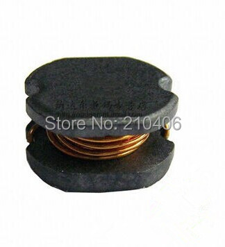 free shipping 200pcs SMD power inductors CD43 4 4mm 68UH 680