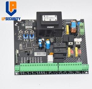 Image 3 - العالمي استخدام 220VAC لوحة دارات مطبوعة من الأسلحة مزدوجة التلقائي جهاز فتح بوابات متأرجحة لوحة تحكم لوحة اللوحة الأم