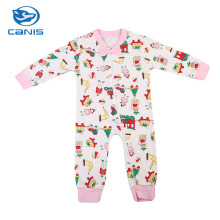 CANIS Brand Cotton Blend Newborn Baby Clothes Boys Girls Romper Body Suit Jumpsuit Outfits Christmas Clothes Set 0-24M