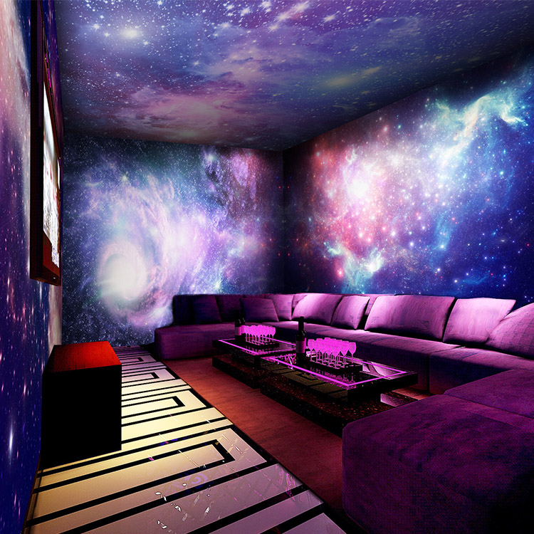 Online get cheap star roofing alibaba group for 3d roof wallpaper