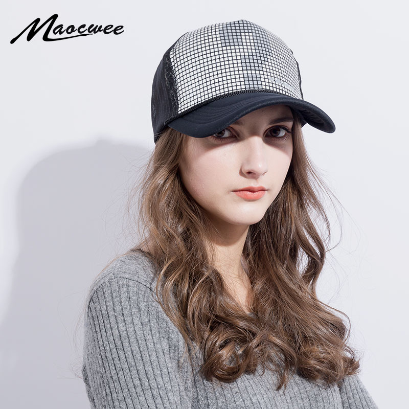 Fashion Womens Mens Lovers Snapbacks Casual Hip Hop Cap Question Mark Mesh Baseball Caps Bonet Touca Summer Hats Autumn Spring