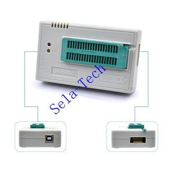 Freies verschiffen XGECU 100% echtem V9.00 TL866II Plus TL866A Programmierer EEPROM PIC AVR BIOS USB Universal Programmer + EDID kabel-in Taschenrechner aus Computer und Büro bei