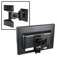 EDT Tilt Swing Arm TV Wall Mount For 10 13 15 19 20 24 Inch