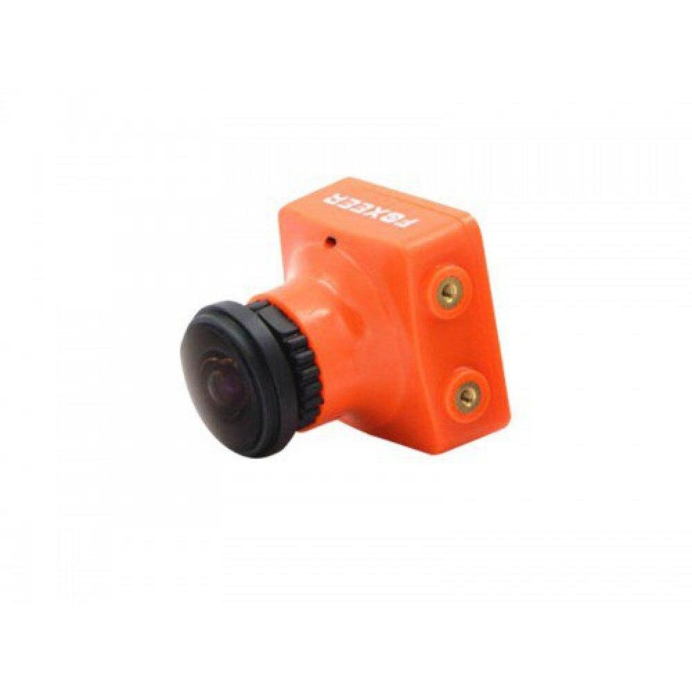 Nuit loup caméra 700TVL DC5V ~ DC35V PAL/NTSC FPV Caméra compatible Foxeer Raceband Émetteur pour FPV Drone Qav250