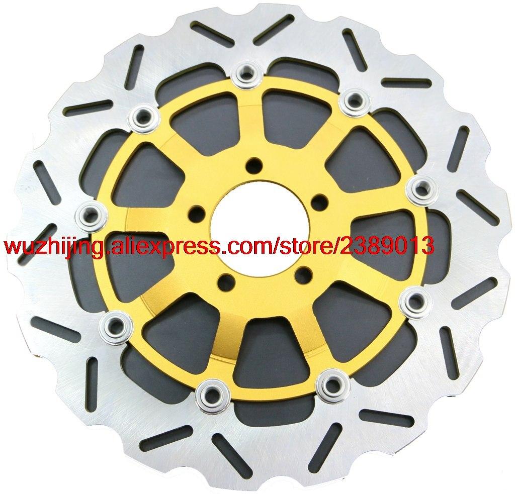 Brake Disk Rotor for KAWASAKI VN1500 VN MEAN STREAK 1500 2002 2003 ZX1200 ZX 12R ZX