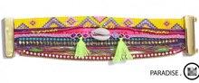 PARADISE 2014 new fashion Brazil bracelets brazilian magnet Friendship bracelet vintage jewelry for women Free shipping HIP-82