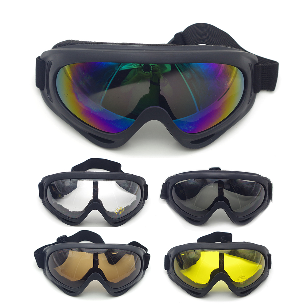 Motorcycle Goggles Motocross Gafas Moto Sandproof Riding Motorcycle Glasses Gafas Motocross DH Dirt Bike Goggles