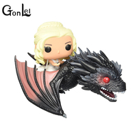 GonLeI Originais Song Of Ice And Fire Game Of Thrones Action Figure Boy Toys Birthday Gift