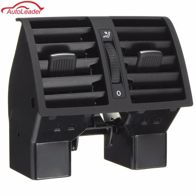 Car Centre Console Rear AC Air Vent Outlet For VW Touran 2003-2015 Caddy 2004-2015 OEM 1T0819203 Plastic Black