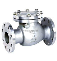 H44W 16P Pilot Valve Dn32 304 Stainless Steel Flanged Check Valves H44W 16P Swing Check Valve