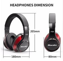 Bluedio UFO Headset Wireless Bluetooth 4.1 Headphones Hifi Sound Quality 3D Surround Sports Stereo