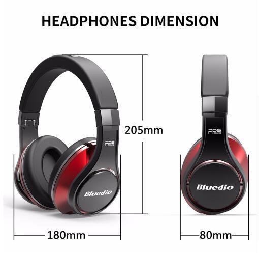 Bluedio ovni casque sans fil Bluetooth 4.1 casque Hifi son qualité 3D Surround son sport stéréo casque - 5