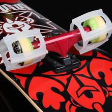 4Pcs Skateboarding Land Tricks Kickflip Practicing Accessory Ollie Fixation Tool цена 2017