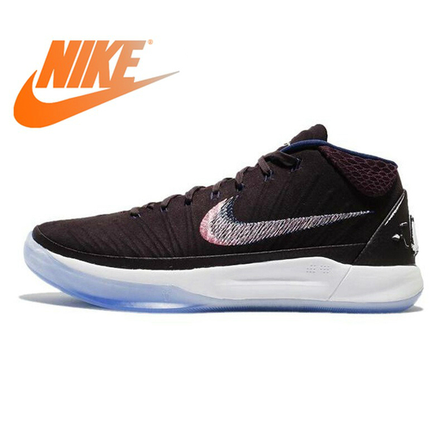 ae171093b000 Original 2018 NIKE AD EP Men s Basketball Shoes KOBE Low-cut Comfortable  Wear-resistant Breathable Sneakers Athletics 922484