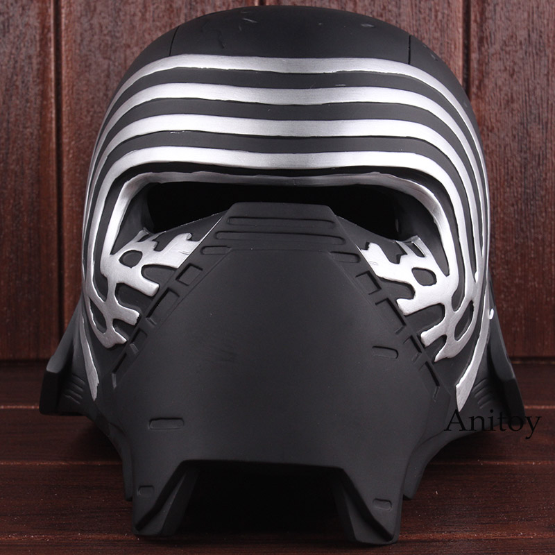 Star Wars Kylo Adult Cosplay Mask Helmet 1:1 Resin Action Figure Collectible Model Toy 1