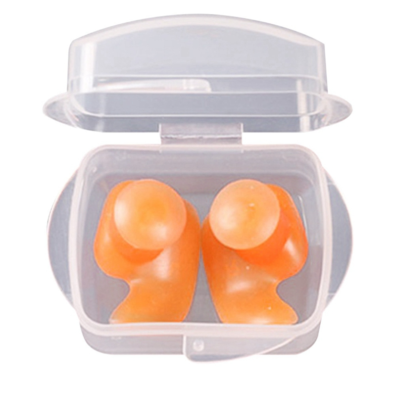 Image 3 - Ear Plugs Silicone Ear Protection Earplugs For Sleeping Foam Plug Anti Noise Ear Protectors Noise Reduction Hearing Protection-in Ear Protector from Security & Protection