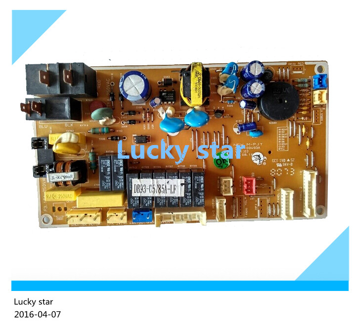 95% new for Air conditioning computer board circuit board DB93-05785A-LF DB41-00493A good working цена