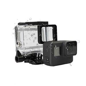 Image 2 - SnowHu ل Gopro بطل 7 6 5 اكسسوارات مقاوم للماء حماية الإسكان حالة الغوص 45 متر واقية ل Gopro بطل كاميرا LD08