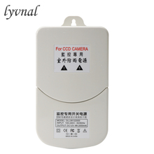 Power-Supply Ourdoor-Camera Waterproof 2000ma LYVNAL Professional AC100-240V DC12V
