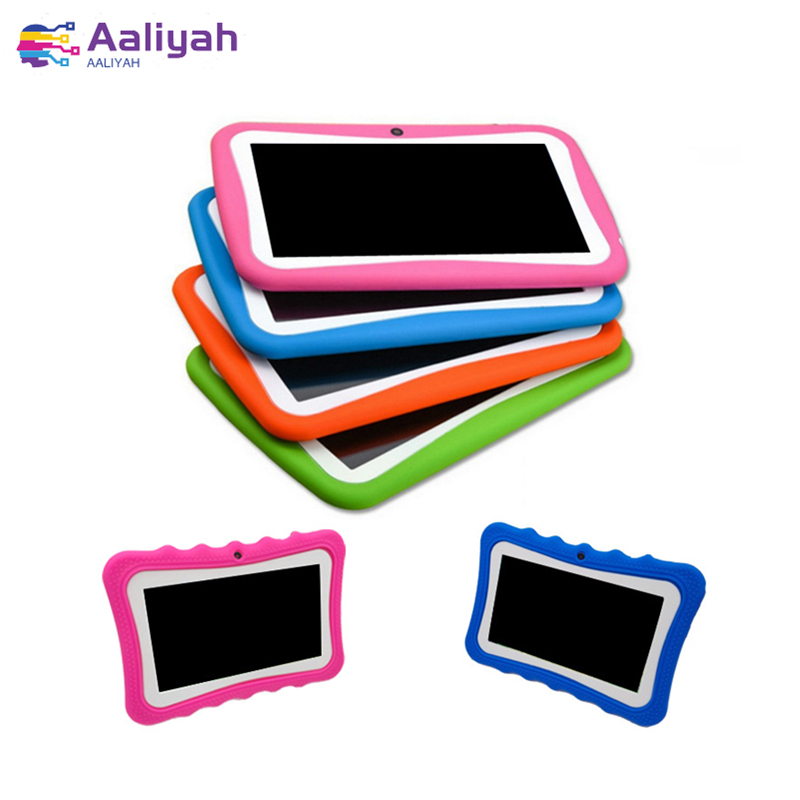 7 Inch LTE Tablet PC Children's Tablet Learning Machine 8GB 1024*600IPS Tablets Android 5.1Dual Cameras 2MP Computer Netbook