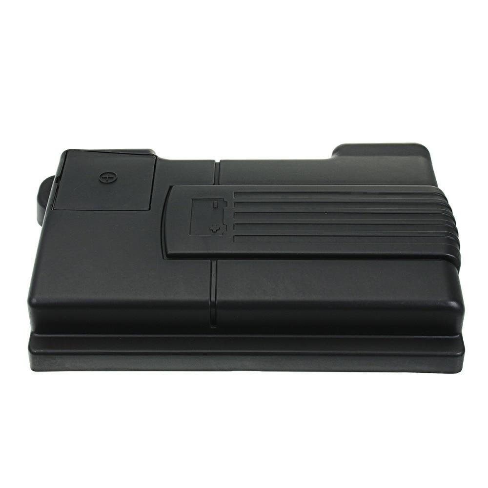 Motor Batterie Staubdicht Negative Elektrode Wasserdichte Schutzhülle für Skoda Kodiaq Octavia 5E (A7) für VW Tiguan L 2018 16