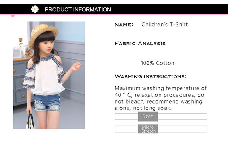 6bec0c042ae T Shirts Summer Girls Fashion Teenage Girl Top Coisas Baratas Child ...