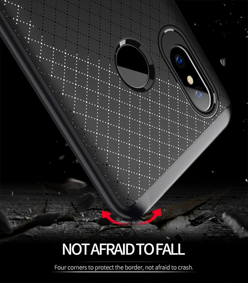 For Xiaomi Mi 8 Case Xiaomi8 Cases iPaky PC Frame+Silicone Hybrid Back Cover Cellphone Case for Xiaomi Mi8 Shell Coque (2)