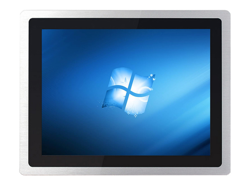12 inch industrial pc open frame touch monitor