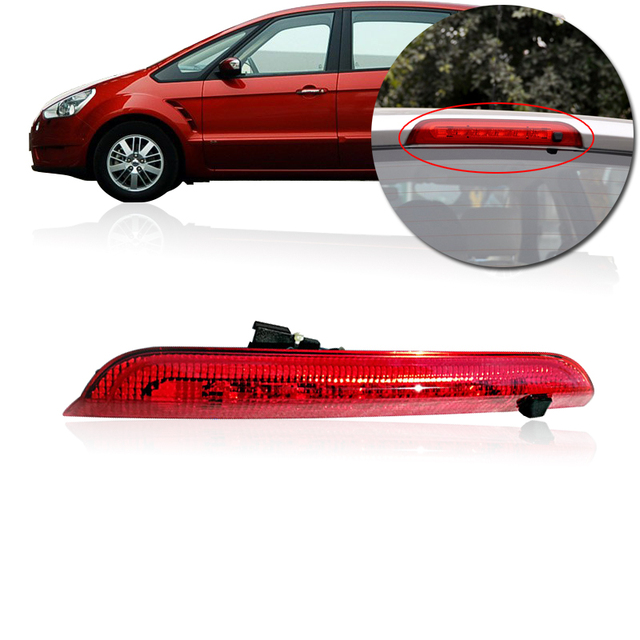 CAPQX High Mount Stop Light For Ford S MAX C MAX 2007 2008 2009