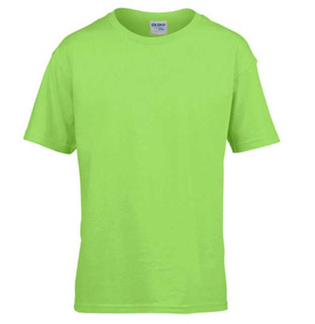 2b7add72a4c Summer Cotton Short Sleeve T-shirt Boys Clothing O-neck Children T Shirts  Girls Light Green Pink Tops 2016 Fashion Kids Tees