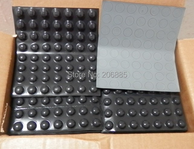 3m protective products SJ5003 /skid and Abrasion resistance dots/black color/hemiphere/W11.2mm*H5.1mm/3000 pcs per carton taisser h h deafalla non wood forest products and poverty alleviation in semi arid region
