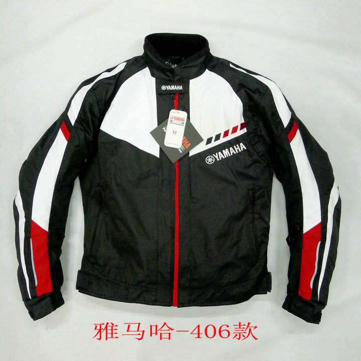 Фото High quality Motorcycle racing jacket FOR YAMAHA outdoor riding sportswear clothes textile oxford jacket motocross bike jacket