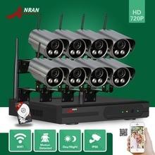 ANRAN Surveillance P2P 8CH font b WIFI b font NVR HDMI Wireless font b Outdoor b