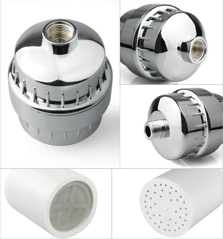 Фильтр для ухода за кожей/фильтр для душа/насадка для душа Спа/СПА-фильтр для ванны с комбинированным углем/KDF/сульфит кальция для удаления химических веществ