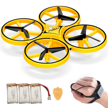 UFO Flying Ball Toys RC Mini Drone Induction Aircraft Helicopter Micro Quadrocop