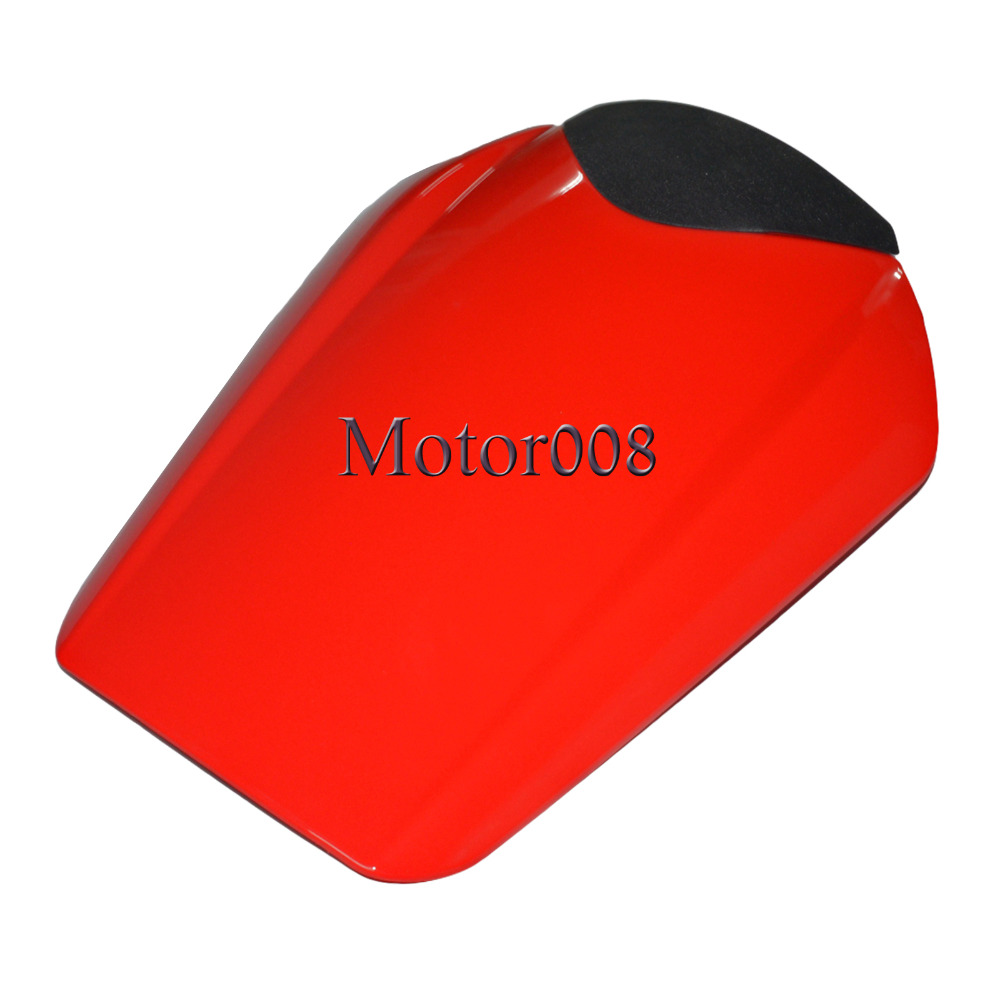 For 2008-2014 Honda CBR1000RR CBR 1000RR 08 09 10 11 12 13 14 Red Motorcycle Pillion Rear Passenger Seat Cowl Cover