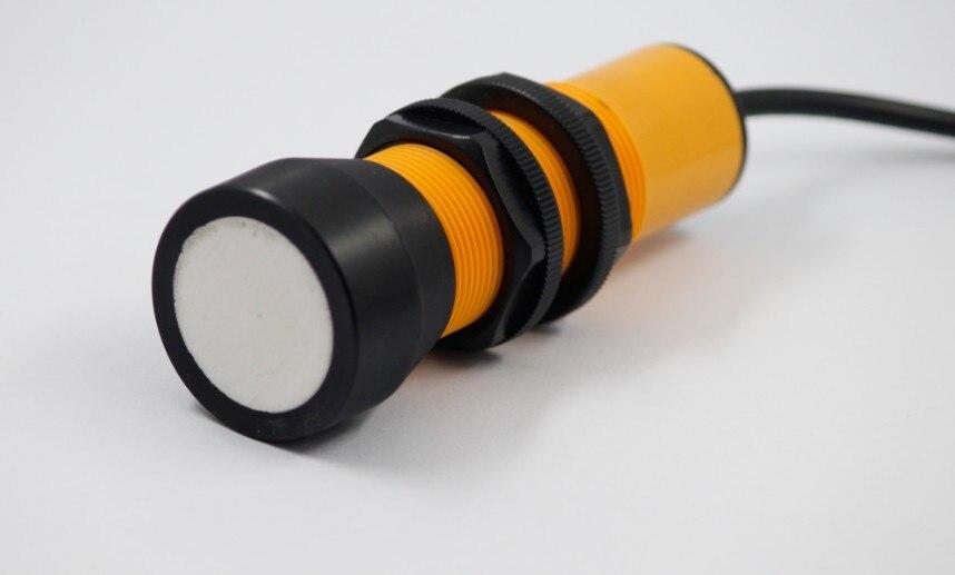 Free Shipping Ultrasonic distance measurement kit US70 30A 3M digital analog signal 4 20MA output ultrasonic