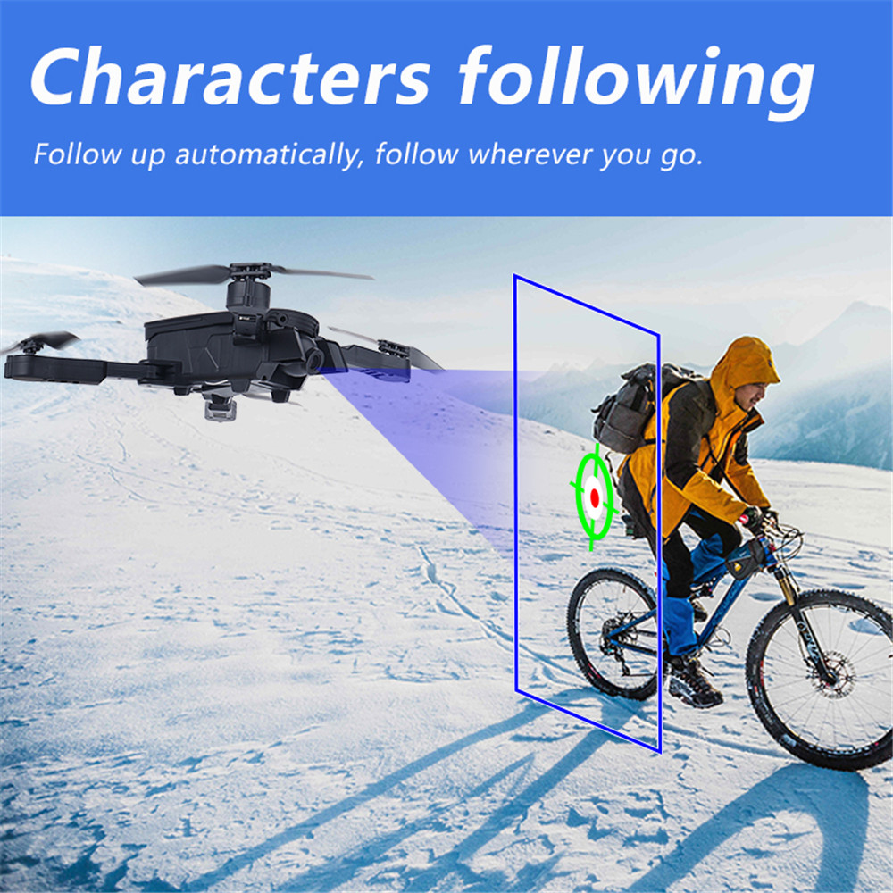 Image 5 - RC Helicopters 1808 remote control toy Camera HD 1080P Foldable WiFi FPV Wide Angle 2.4GHz ABS app photo headless mode 6 axes-in RC Helicopters from Toys & Hobbies