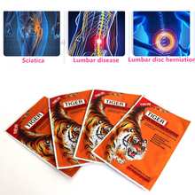 300pcs/lot tiger shoulder pain plaster/ neck plaster with free shipping