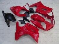 SV650 2003 2013 Fairings SV 1000 2005 Fairings SV1000 2004 Red Plastic Fairings