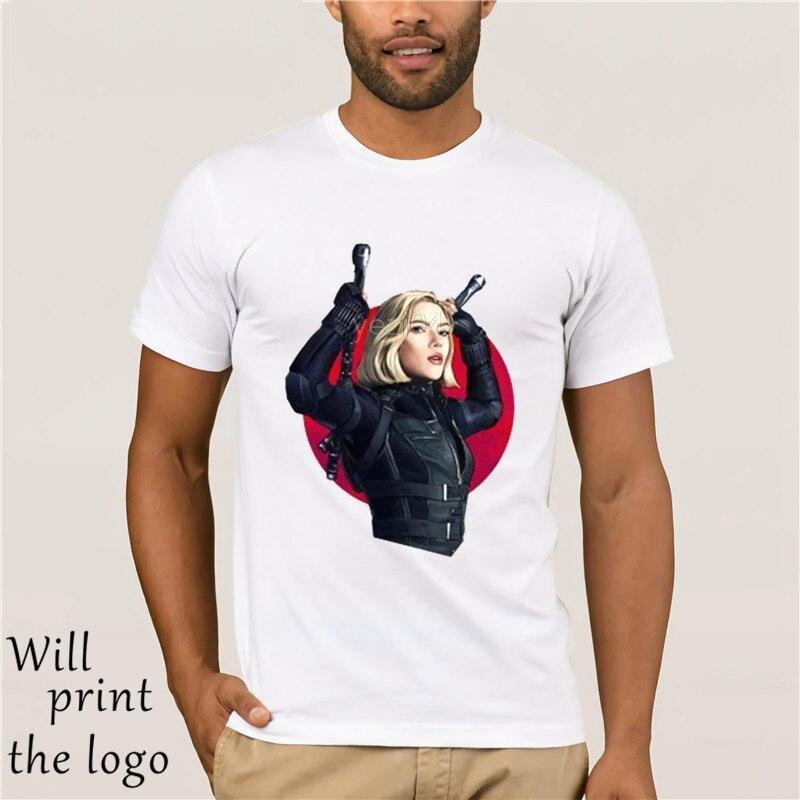Black Widow T -Shirt.webp