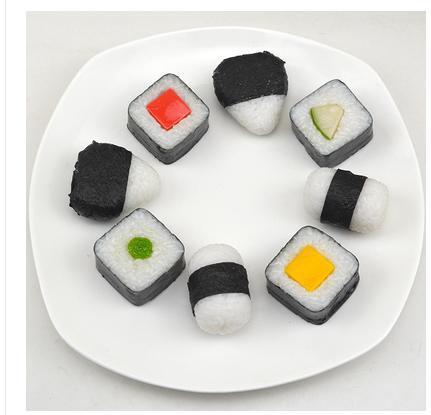 modelo de simulacin de restaurante de comida japonesa sushi set ventana exhibicin de artes y artesanas