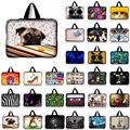 7 10 11.6 13.3 15.6 13 14.4 15.4 17.3 17.4 inch Neoprene Laptop Notebook Case Cover Sleeve For Samsung HP Asus Acer Computer Bag